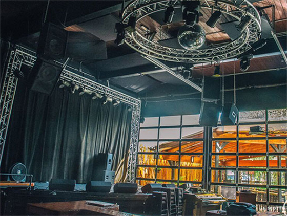 Nectar Lounge - Venue Interior