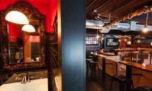 Nectar Lounge - Gallery - Gender Neutral Restroom