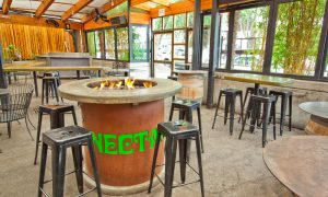 Nectar Lounge - Gallery - Patio