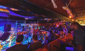 Nectar Lounge - Gallery - Mezzanine