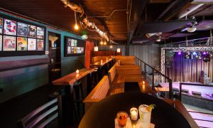 Nectar Lounge - Gallery - Mezzanine Booths
